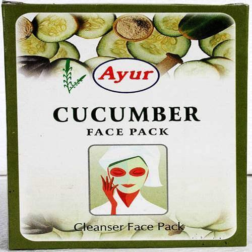 Buy Ayur Herbal Cucumber Face Pack online Switzerland [ CH ]