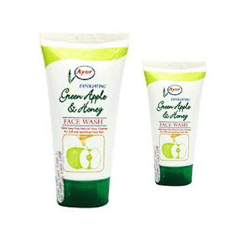 Buy Ayur Herbal Green Apple and Honey Face Wash online Switzerland [ CH ]