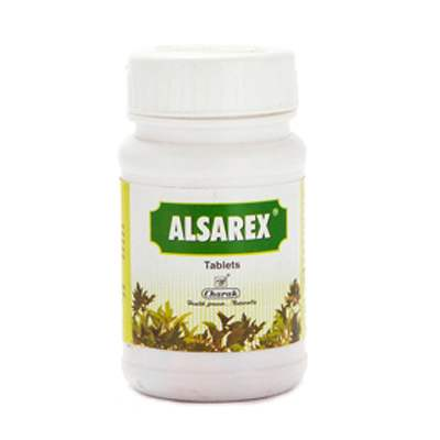 Buy Charak Pharma Alsarex Tablets online Switzerland [ CH ]