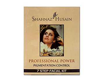 Buy Shahnaz Husain 7 Step Pigmentation Control Facial Kit Online MY