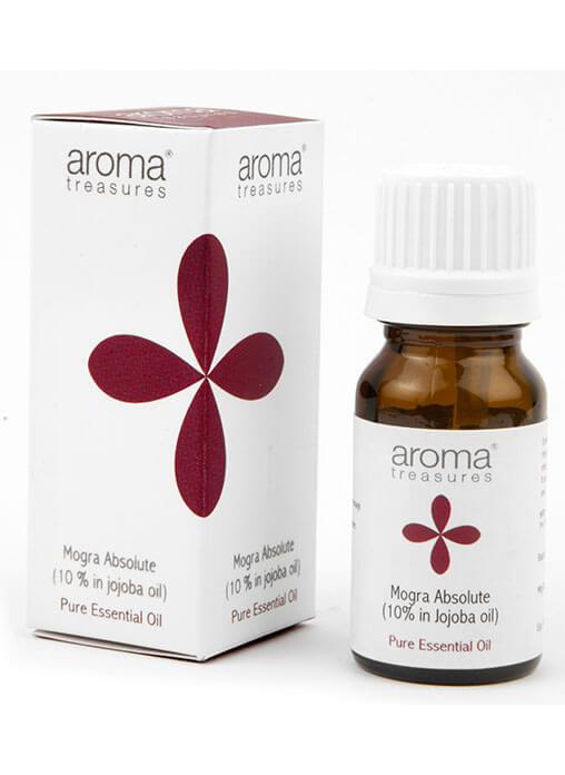 Buy Aroma Treasures Mogra Absolute Essential Oil Online FR