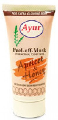 Buy Ayur Herbal Apricot & Honey Peel off Mask Online FR