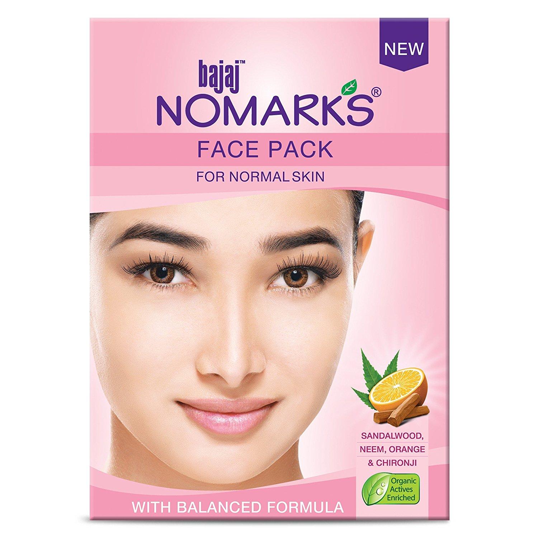 Buy Bajaj NoMarks Face Pack Online FR
