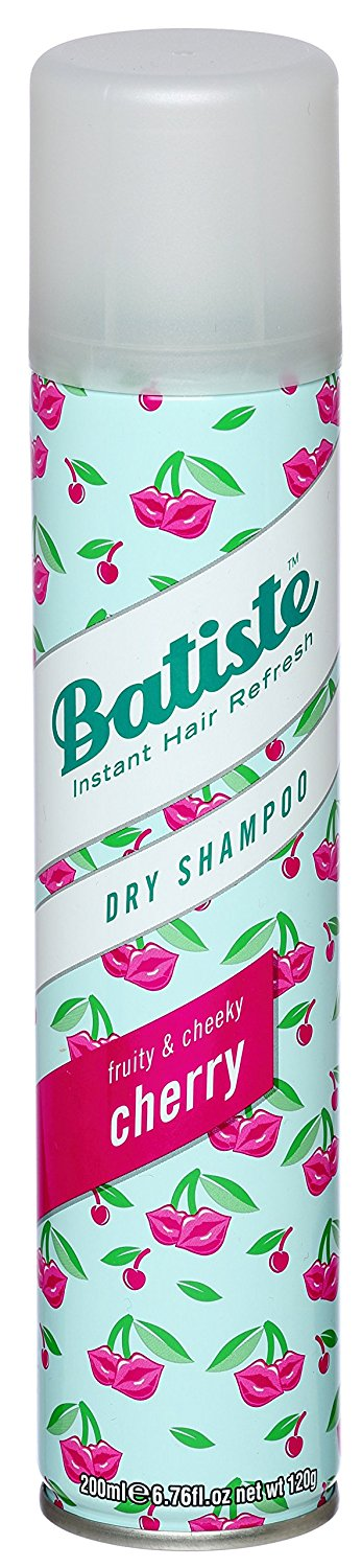 Buy Batiste Dry Shampoo Instant Hair Refresh Fruity & Cheeky Cherry Online MY