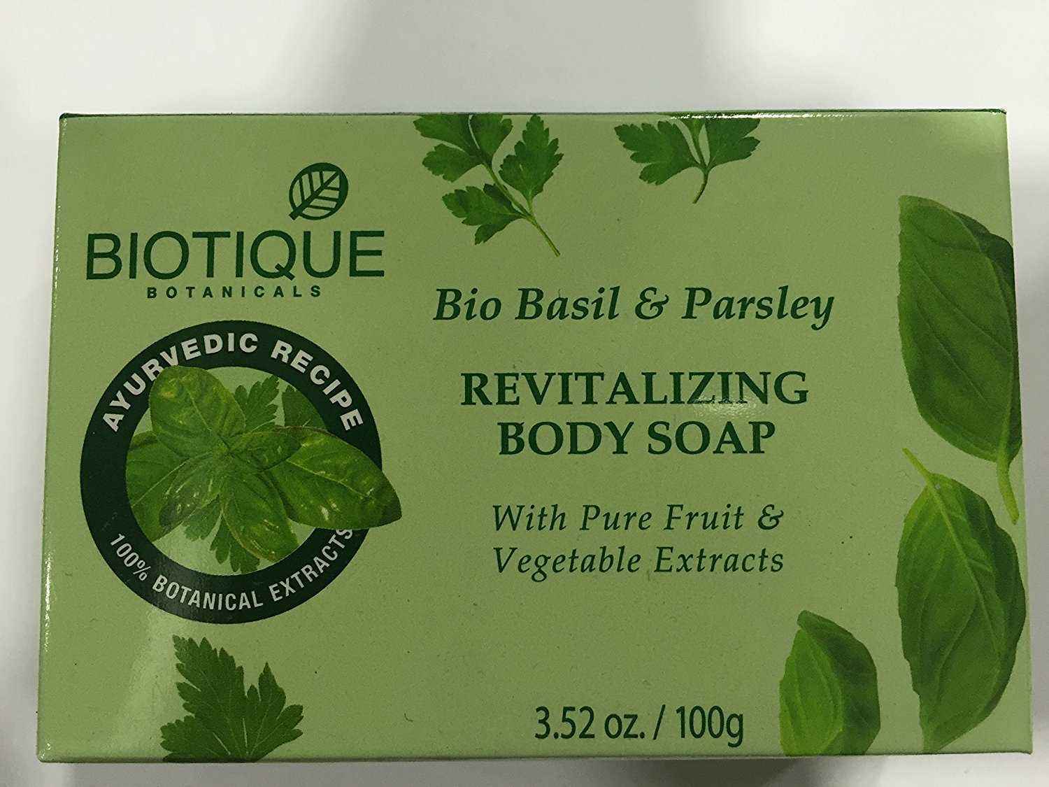 Buy Biotique Bio Basil & Parsley Cleanser Online MY