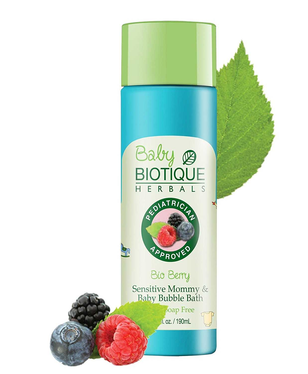 Buy Biotique Bio Berry Sensitive Mommy and Baby Bubble Bath Online MY