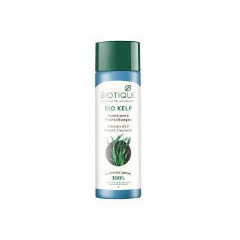 Buy Biotique Bio Kelp fresh growth Protein Shampoo Online FR