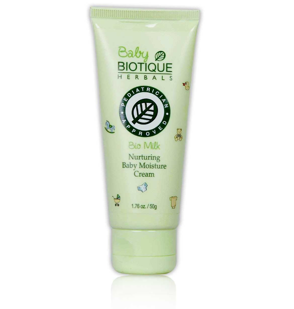 Buy Biotique Bio Milk Nurtuting Baby Moisture Cream Online FR