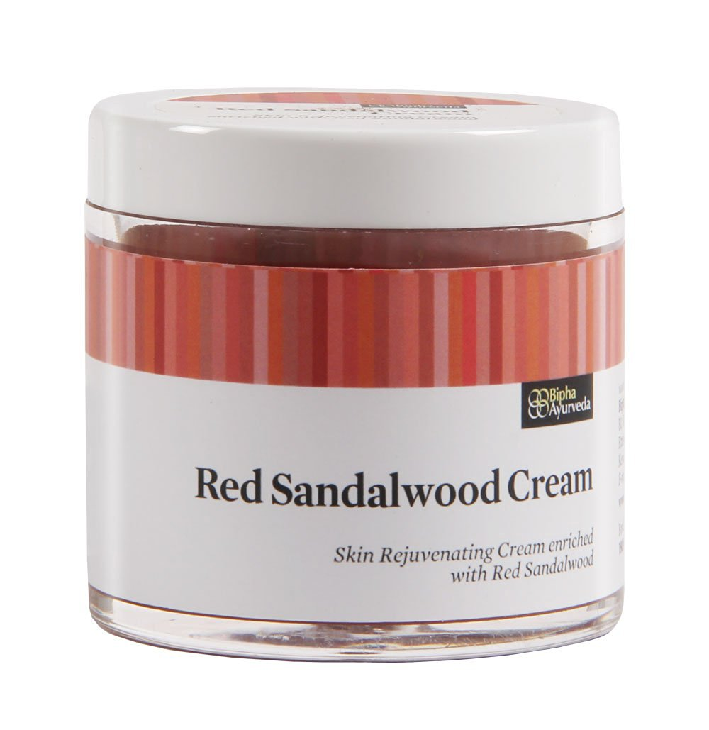 Buy Bipha Ayurveda Red Sandalwood Cream Online FR