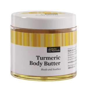 Buy Bipha Ayurveda Turmeric Body Butter Online FR