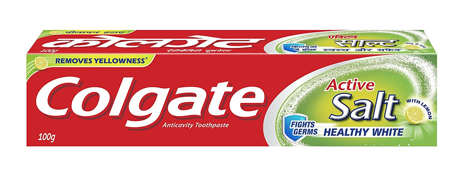 Buy Colgate Active Salt Toothpaste Online FR
