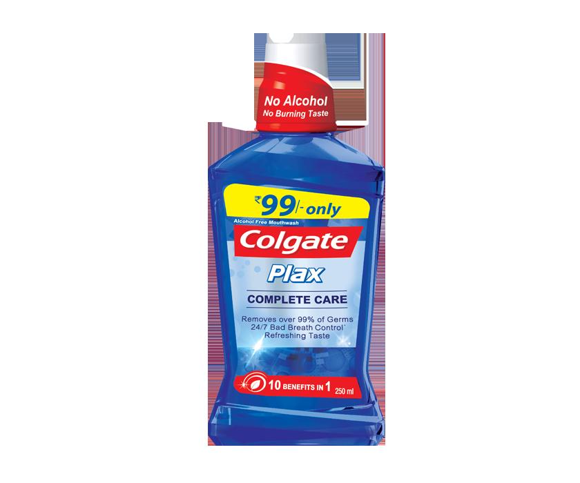 Buy Colgate Plax Complete Care Mouthwash Online FR