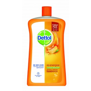 Buy Dettol Liquid Handwash Re - Energize Jar Online FR