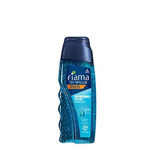 Buy Fiama Di Wills Men Refreshing Pulse Shower Gel Online MY