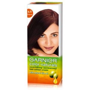 Buy Garnier Color Naturals - 4.6 Burgundy Online MY