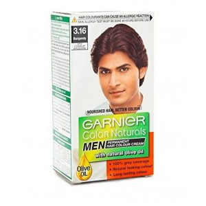 Buy Garnier Color Naturals Men - Burgundy Online FR