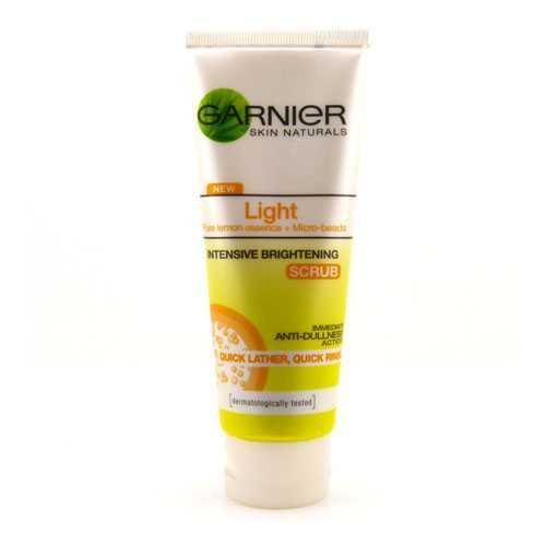 Buy Garnier Light Gentle Exfoliating Scrub Online FR