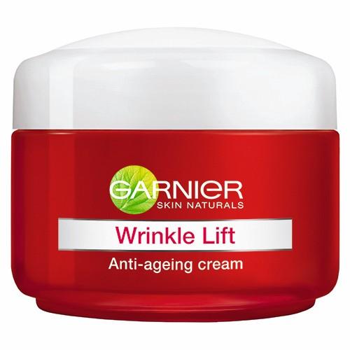 Buy Garnier Skin Naturals Wrinkle Lift Anti-Ageing Cream Online MY