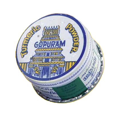 Buy Gopuram Turmeric Tin Online FR