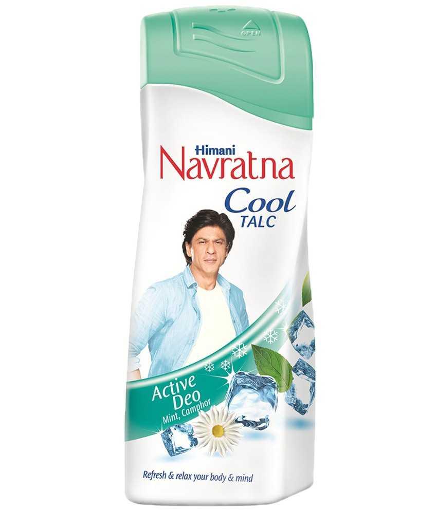 Buy Himani Navratna Cool Talc Powder Online MY
