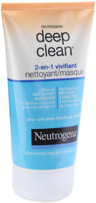 Buy Neutrogena Deep Clean 2 in 1 Invigorating Cleanser Mask Online MY