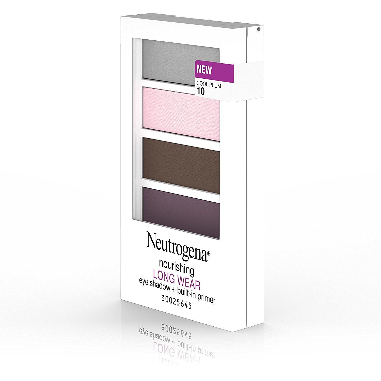 Buy Neutrogena Nourishing Long Wear Eye Shadow Plus Primer - Cool Plum Online FR