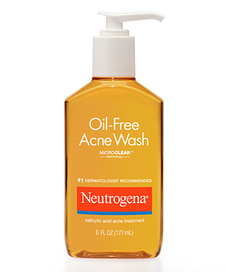 Buy Neutrogena Oil-Free Acne Wash Online FR