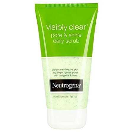 Buy Neutrogena Visibly Clear Pore & Shine Daily Scrub Online FR