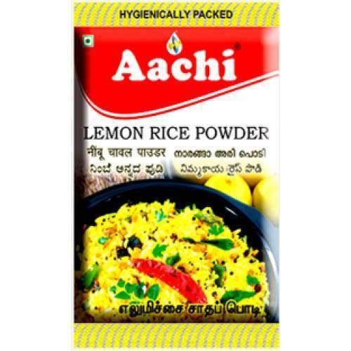 Buy Aachi Lemon Rice Powder Online MY