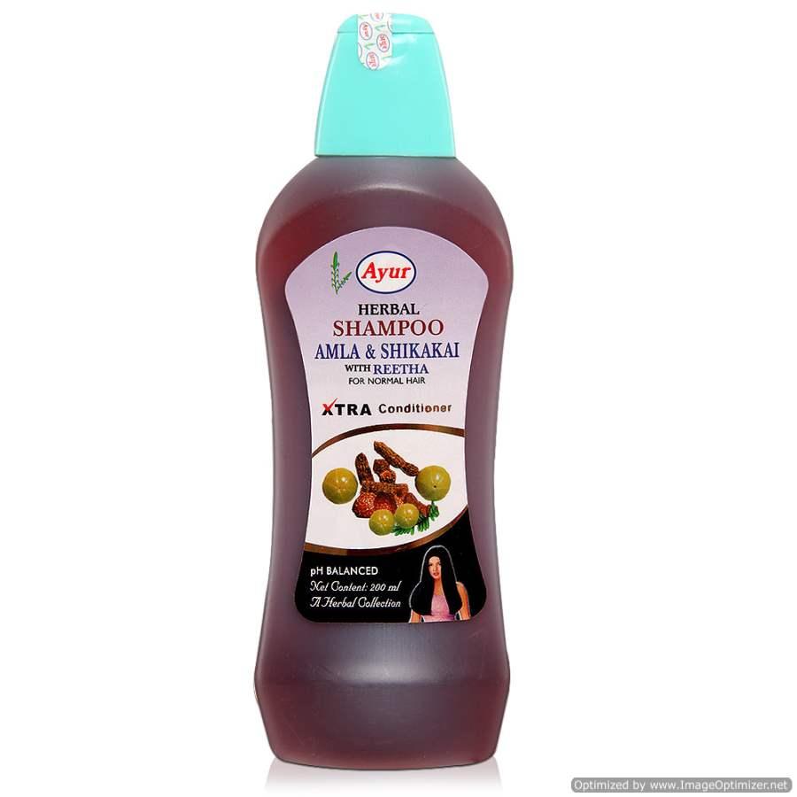 Buy Amla Shikakai Shampoo Online MY