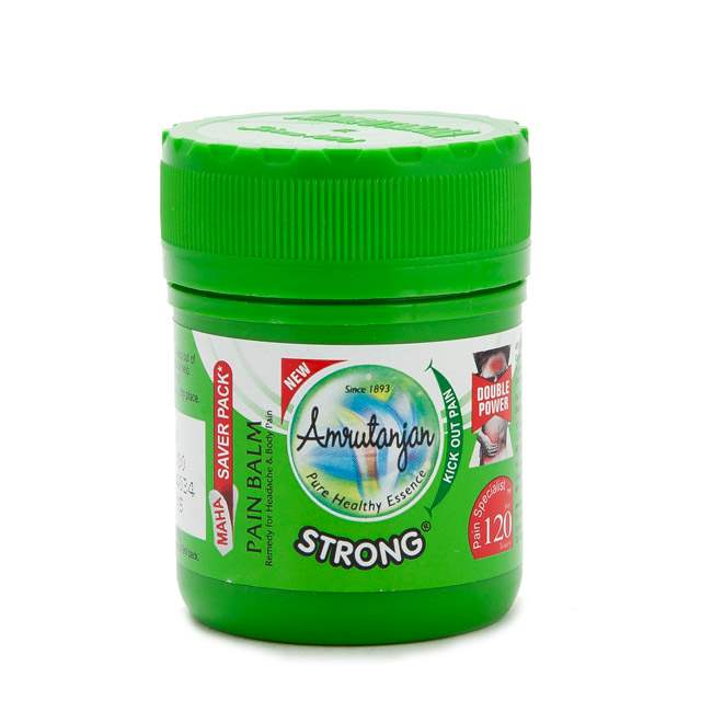 Buy Amrutanjan Strong Balm Online MY