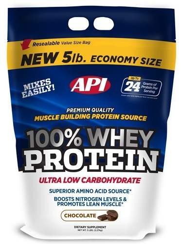 Buy API 100% whey Protein Powder Online FR