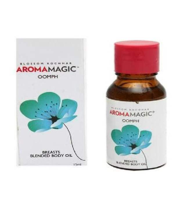 Buy Aroma Magic Aromatherapy Oomph For Firm and Toned Breasts Online USA