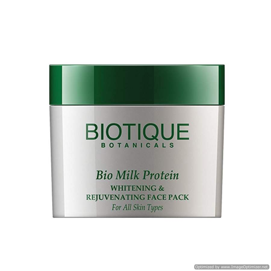 Buy Biotique Bio Milk Protein Whitening & Rejuvenating Face Pack Online FR
