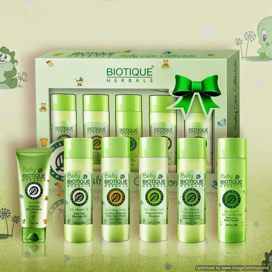 Buy Biotique Botanicals Kit for Baby Online FR