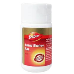 Buy Dabur Anand Bhairav Ras Jwar Online MY