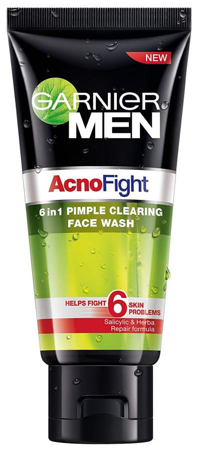 Buy Garnier Acno Fight Face Wash for Men Online MY