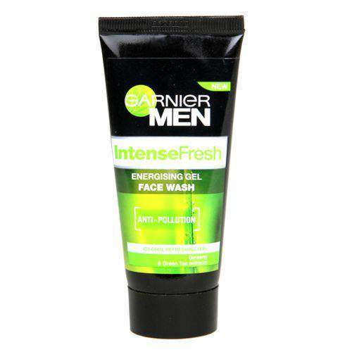 Buy Garnier Men Intense Fresh Energising Gel Face Wash Online MY