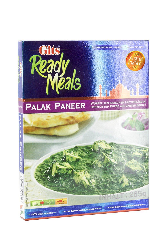 Buy Gits Ready to Eat Palak Paneer Online FR