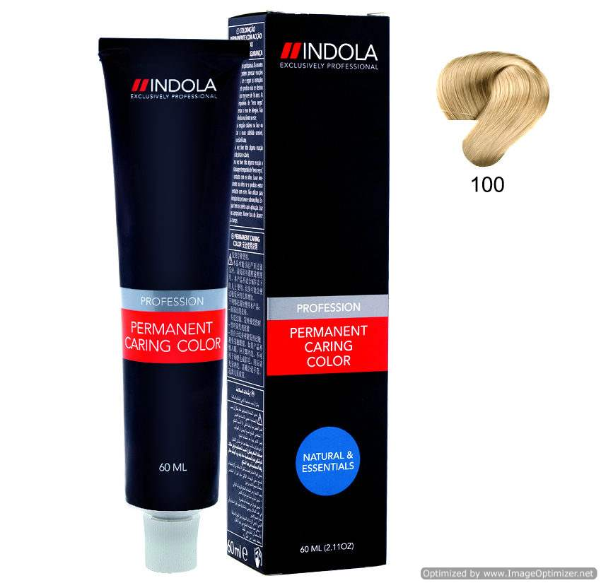 Buy Indola Profession Permanent Caring Color Creator Natural 100 Online MY