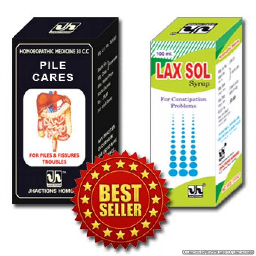 Buy Jhactions Homeo Pile Cures Twin Pack Online UK