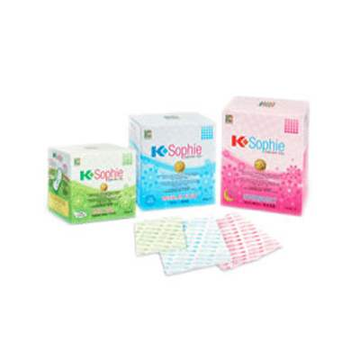 Buy K-Sophie Sanitary Pads ( Daily use ) Online FR