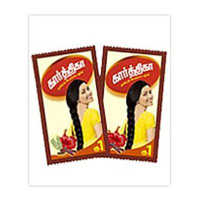 Buy Karthika Herbal Hairwash Powder with Shikakai Online MY