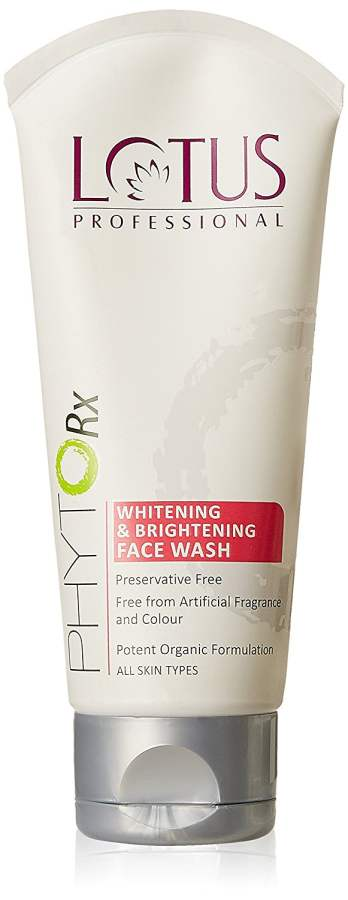 Buy Lotus Professional Phyto Rx Whitening and Bright Face Wash Online FR
