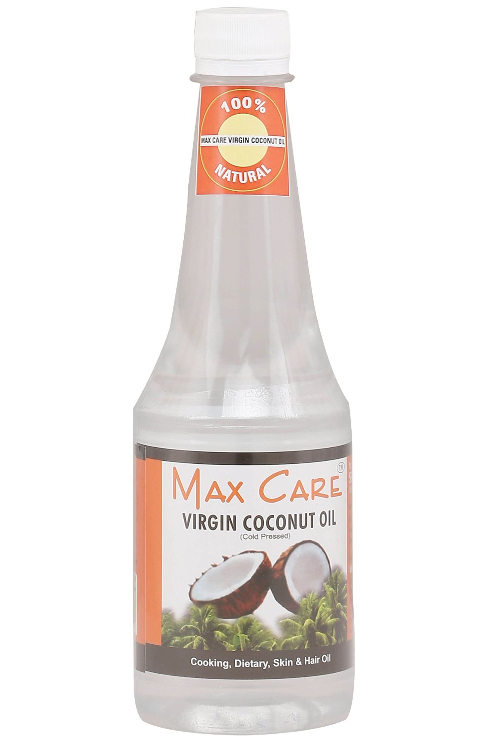 Buy Maxcare Virgin Coconut Oil (Cold Pressed) Online FR