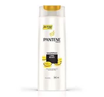 Buy Pantene Long Black Shampoo Online MY
