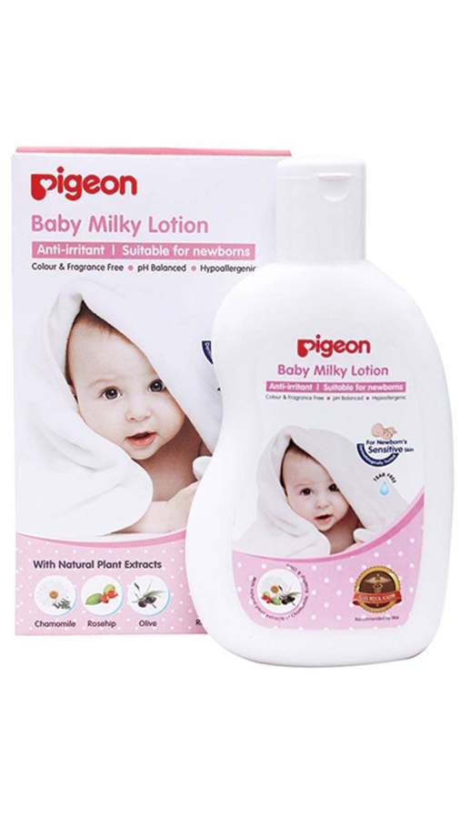 Buy Pigeon Baby Milky Lotion Online MY
