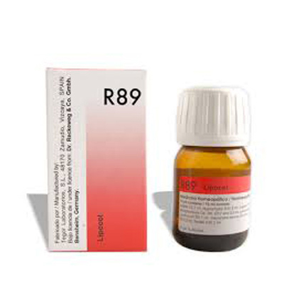 Buy Dr.Reckeweg Homeopathy R89 Hair Care Drops Online MY