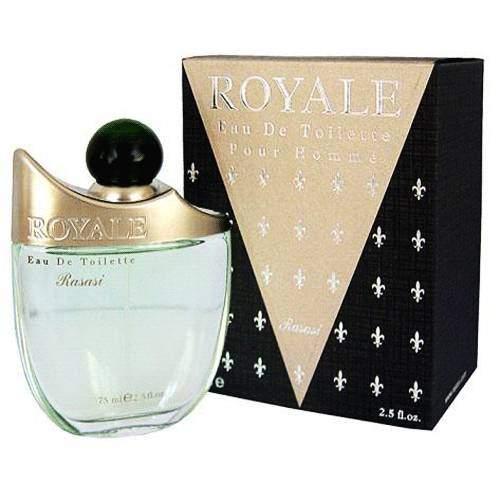 Buy Rasasi Perfumes Royale EDT for Men Online FR