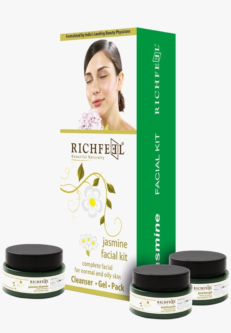 Buy Richfeel Jasmine Facial Kit Online FR